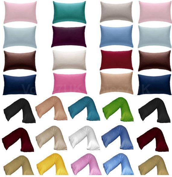 PillowCases & Orthopedic V-CASES - PolyCotton Fabric 1