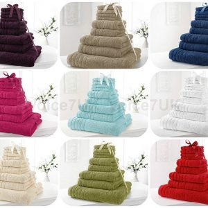 9 Piece Towel Bale Set (100% COTTON) 12