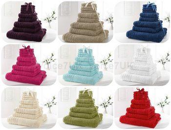 9 Piece Towel Bale Set (100% COTTON) 1