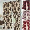 Luxury SEREN Pair of Fully Lines Ready Made CURTAINS 8