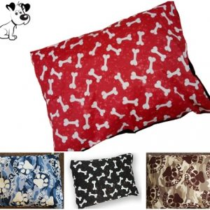 "1pc LARGE (37""x27"") DOG BED Filled Pillow/Cushion 