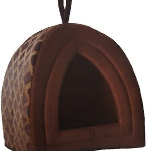 Luxury Warm Pet Dog Cat igloo Cave House - Small & Large Sizes 24