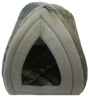 Luxury Warm Pet Dog Cat igloo Cave House - Small & Large Sizes 5