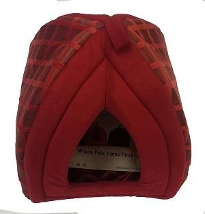 Luxury Warm Pet Dog Cat igloo Cave House - Small & Large Sizes 6