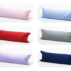 Large Size Bolster Pillow Cases Only For Multiple Uses Pregnancy Pillow Case Nursing Maternity Pillow Cases 2