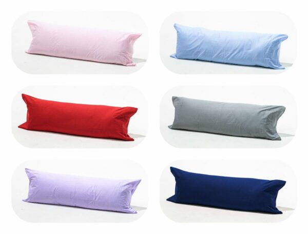 Large Size Bolster Pillow Cases Only For Multiple Uses Pregnancy Pillow Case Nursing Maternity Pillow Cases 1